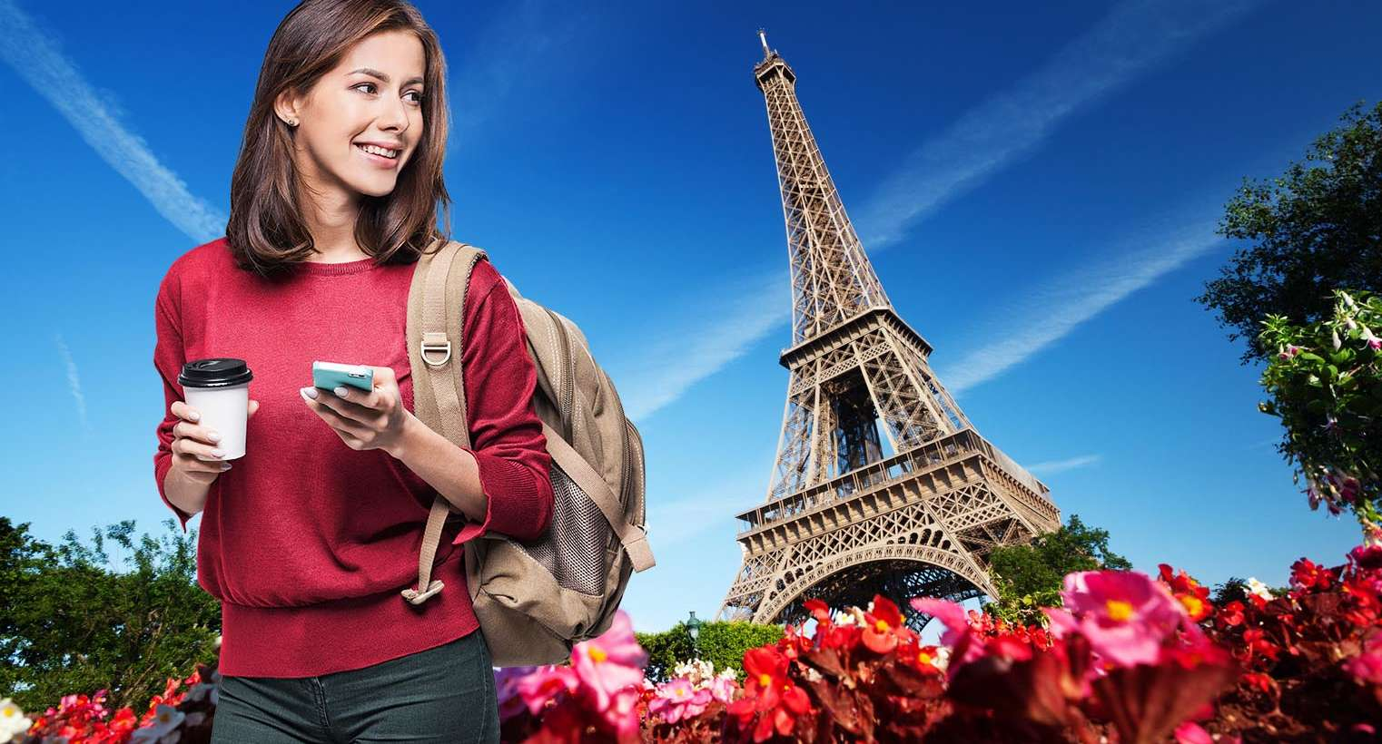 Study Master in France