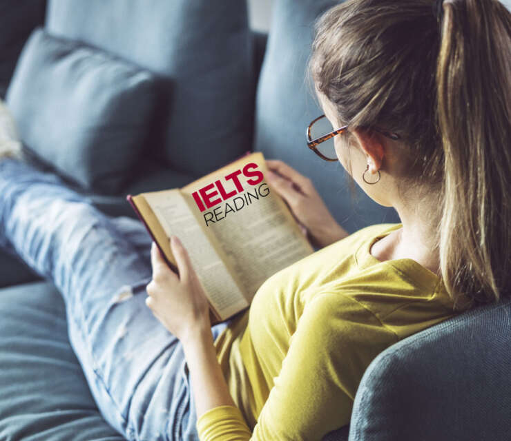 Tips & Tricks to clear IELTS Reading Test with good score
